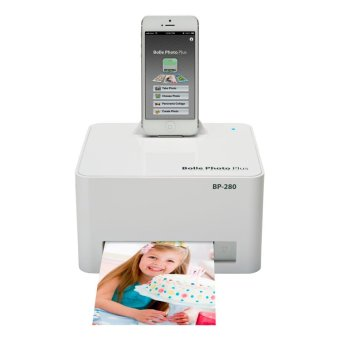 Bolle Smartphone Printer BP250 (White) Price Philippines