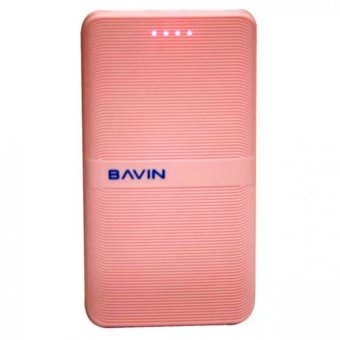 Bavin PC-206 15000mah Power Bank (Light Pink) Price Philippines