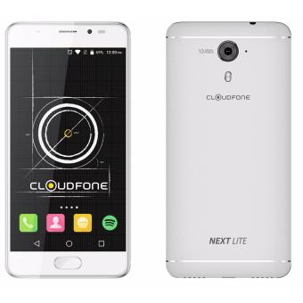 CloudFone Next Lite 32GB (Silver) with Free Jelly Case and Screen Protector Price Philippines
