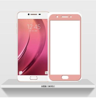 Harga HD 9H Tempered Glass Screen Protector for Samsung Galaxy J7 Prime (Rose Gold)