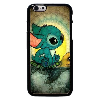 Swimming Stitch Pattern Phone Case For iPhone 6/6s (Black) Price Philippines