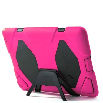 Harga Griffin Survivor Military Silicone Hard Case for iPad 2 /3 /4 (Pink)