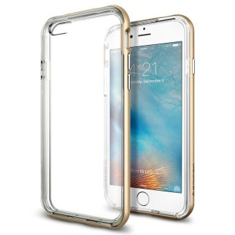 Harga SPIGEN SGP11624 Neo Hybrid EX Case for Apple iPhone 6/6sS/6 (Champagne Gold)