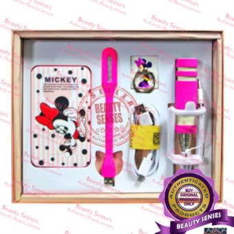 Harga Cartoon Characters Power Bank Set ( Mickey Mouse )