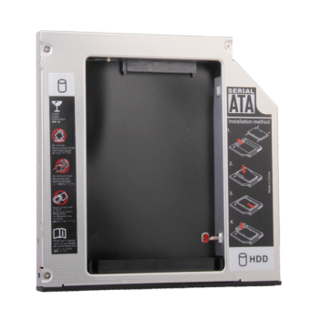 SATA to SATA 2nd HDD Hard Drive Caddy - Intl Price Philippines