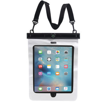 TECH GEAR Water Proof Case with Compass for iPad (White) Price Philippines