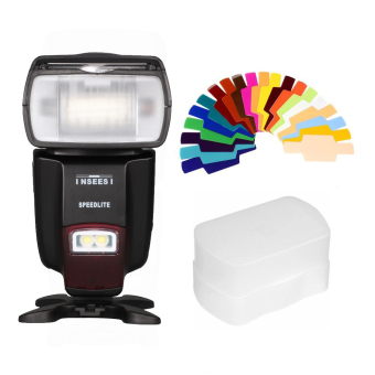 INSEESI IN560IV Wireless flash Speedlite GN50 for Canon Nikon Olympus Sony Pentax Price Philippines