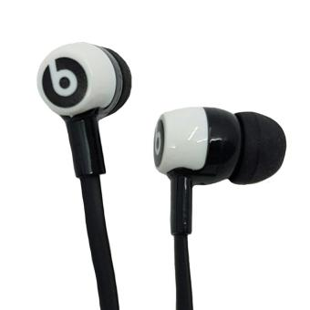 Harga Beats 112dB Monster with Control Talk Earphones (Black/White)