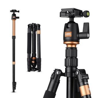 "Rangers 55.5"" Lightweight Pro Camera Camcorder Tripod for Canon DSLR RA065 - intl Price Philippines"