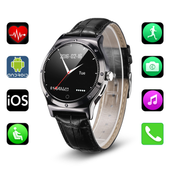 RWATCH R11S Smart Watch for Android iOS (Black) - intl Price Philippines
