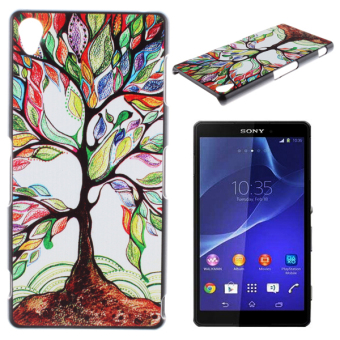 Moonmini Ultra Thin Hard PC Snap-on Back Case for Sony Xperia Z3 (Multicolor) Price Philippines