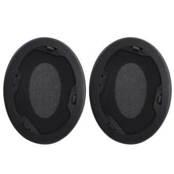 Harga Replacement Ear Cushion Pads Ear Cups for Monster Beats By Dr.Dre Studio Black