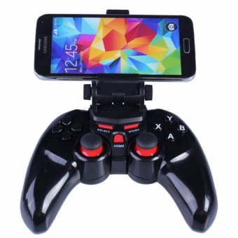 Harga DOBE Wireless Bluetooth Gaming Controller for Android / iOS MTK Cellphone Tablet PC