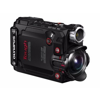 Olympus Stylus Tough TG-Tracker 4K Waterproof Action Camera - [Black] - intl Price Philippines