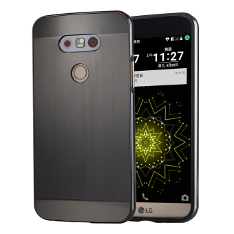 Moonmini Metal Frame Bumper Case for LG G5 (Black) Price Philippines
