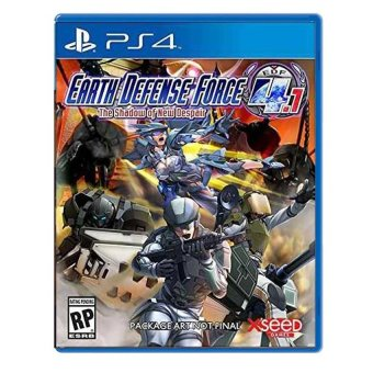 PS4 Earth Defense Force 4.1 The Shadow of New Despair Price Philippines