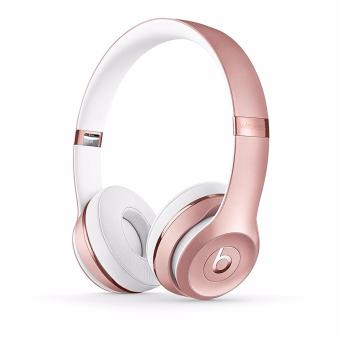 Harga Beats by Dr. Dre Solo 3 Wireless On-Ear Headphone (Rose Gold)