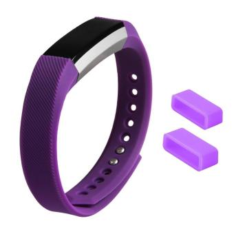 Harga Fitbit Alta Bands, Adjustable Replacement Strap for Fitbit Alta/ Fitbit Alta band/ Fitbit Alta Band with Metal Clasp and Ultrathin Fastener (No Tracker) - intl