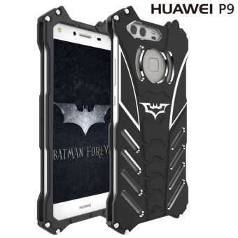R-JUST Batman Heavy Dust Metal Armor Aluminum Housing Phone Case For Huawei P9 Price Philippines
