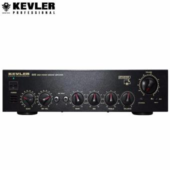 Kevler Professional GX5 High Powered Amplifier 600W (Black) Price Philippines