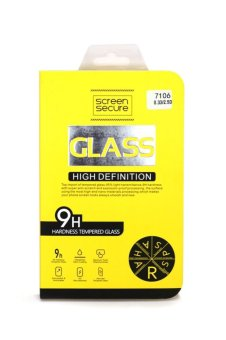 Harga Screen Secure Tempered Glass for Samsung Galaxy Grand 2/G7106 -Clear