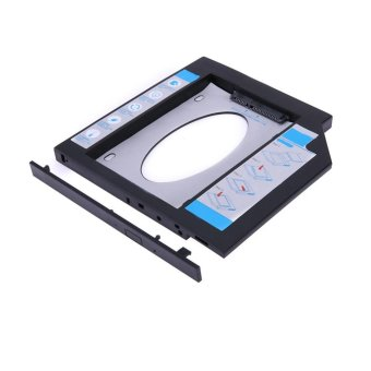 "Z300 Optical Bay Hard Drive 2nd Laptop HDD Caddy Fit for 2.5"" SSD - intl Price Philippines"