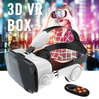 BOBO Z4 VR Box 120°Virtual Reality Headset 3D Private Movie Game Theater AC348 Price Philippines