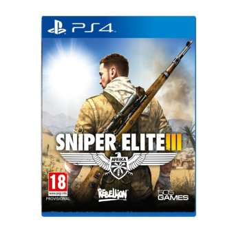 505 Games Sniper Elite 3 Game for PS4 Price Philippines