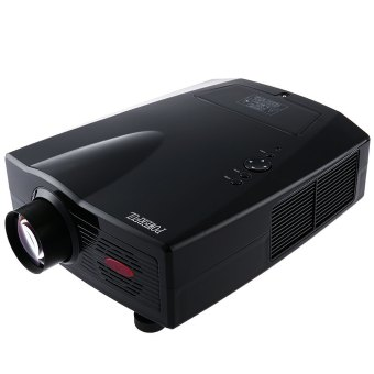 Harga POWERFUL SV - 100 1080P 3500 Lumens 800 x 480 Pixels HD Home Cinema Video Game Projector