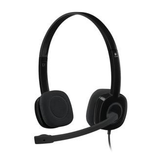 LOGITECH Stereo Headset H151 Price Philippines
