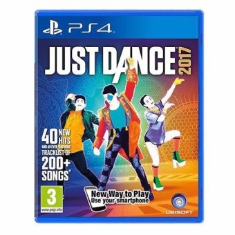 Just Dance 2017 for PS4 Price Philippines