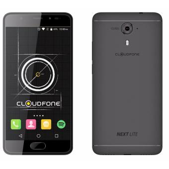 Cloudfone Next Lite (Black) with Free Jelly Case and Screen Protector Price Philippines