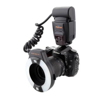 Harga Meike MK-14EXT MK-14-EXT ITTL Macro TTL ring flash AF assist lamp For Nikon