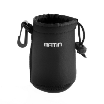 Harga OH Neoprene Waterproof Soft Camera Lens Pouch Bag Case Size- S M L XL S