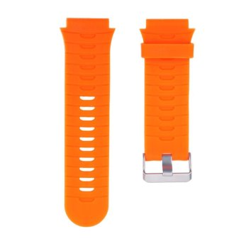 Harga For Garmin Forerunner 920XT Strap with Original Screws(Orange) - intl