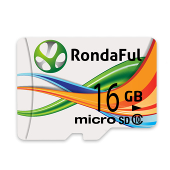 Harga Rondaful Micro SD Card Class10 16GB