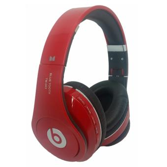 Harga Beats by Dr. Dre TM003 115dB Bluetooth Headphones (Red)