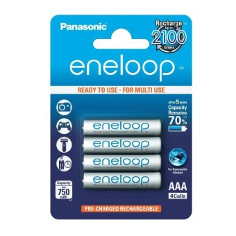 Panasonic Eneloop Ready to Use AAA Battery Pack of 4 Price Philippines