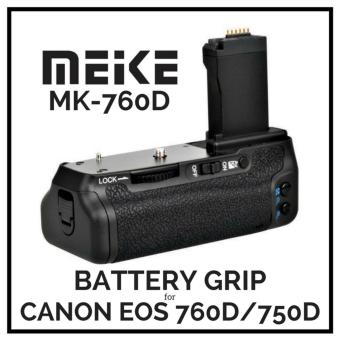 Harga Meike MK-760D Battery Grip for Canon 750D 760D