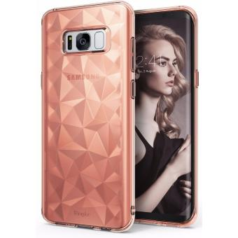 Harga Ringke Air Prism Case for Samsung Galaxy S8 (Rose Gold)
