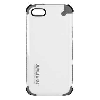 Harga PureGear DualTek Extreme Shock Case Protection for iPhone 5/5s (White)