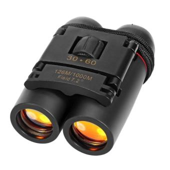 Day Night Vision 30 x 60 Zoom Outdoor Travel Folding Binoculars Telescope - intl Price Philippines