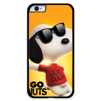 Cool Snoopy Carton Phone Case for Iphone 6(Multicolor) - intl Price Philippines