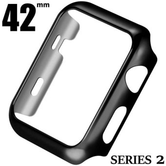 HOCO Apple Watch iWatch Series 2 42mm PC Material Protective Case For Apple Watch iWatch Series 2 42mm (Black) - intl Price Philippines