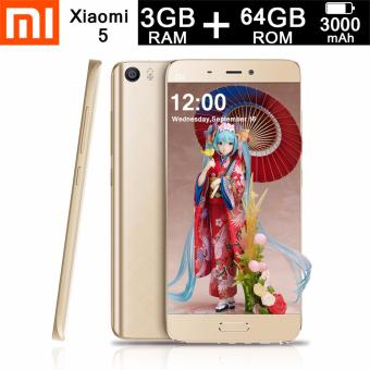 Xiaomi Mi5 Quad Core 2.15GHz 3GB RAM 64GB ROM (Gold) Price Philippines