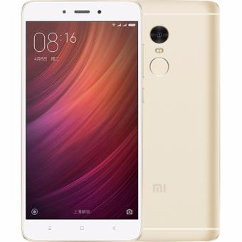 Xiaomi Redmi Note 4 3GB RAM 32GB ROM (Gold) - intl Price Philippines