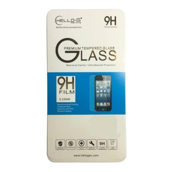 Harga Hello-G Tempered Glass Screen Protector for iphone 4G