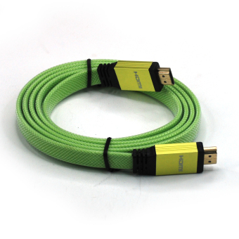 Harga Cable Monster B018 1.5m HDMI Cable (Light Green)