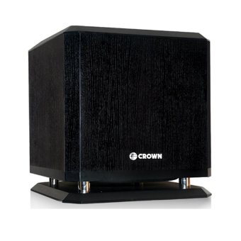 "Crown BF-10W 10"" 160W Active / Powered Subwoofer Price Philippines"