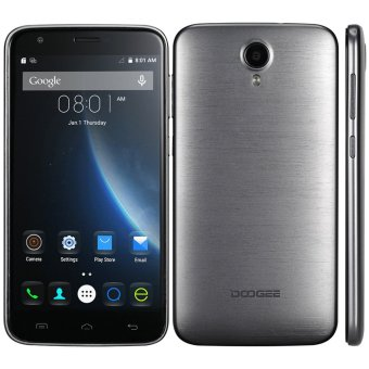 DOOGEE Valencia2 Y100 Plus 2GB RAM 16GB ROM (Grey) - intl Price Philippines
